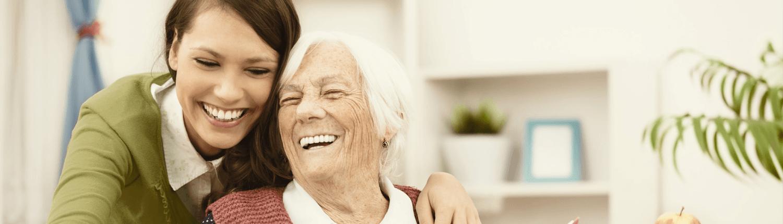 Opiekunki osób starszych z Polski