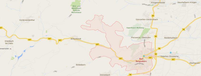 Bad Bergzabern - Praca